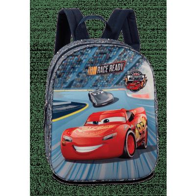 Foto van Disney Cars 3D Kinderrugtas 20494 Grijs Blauw
