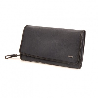 Foto van Berba Soft ladies wallet 001-503 Navy-Black