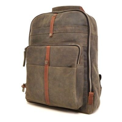 Foto van Barbarossa Ruvido 826-150 Backpack Military