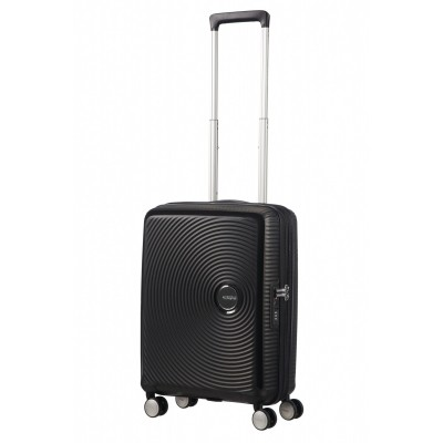 Foto van American tourister SOUNDBOX SPINNER 55/20 TSA EXP BASS BLACK