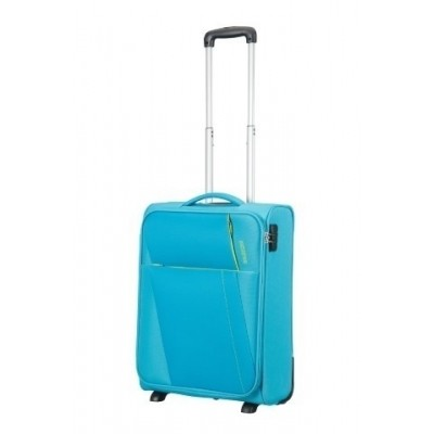 American tourister JOYRIDE UPRIGHT 55/20 HAWAII BLUE
