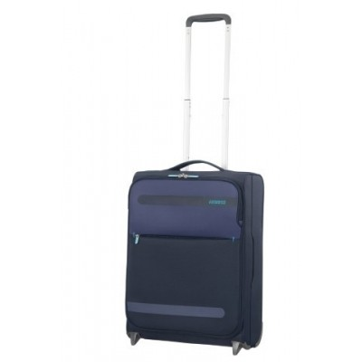 Foto van American Tourister Herolite Super Light Upr.55/20 Midnight Blue