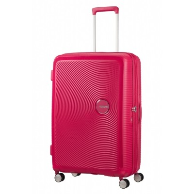 Foto van American tourister SOUNDBOX SPINNER 77/28 TSA EXP LIGHTNING PINK