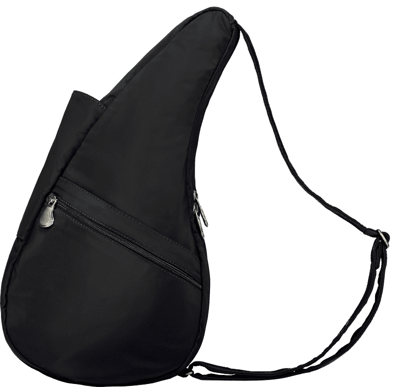 Healthy Back Bag 7303 Microfibre Black S