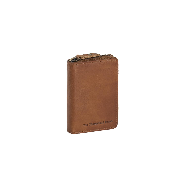 Chesterfield Creditcardhouder 'Robin' C08.0188 Cognac