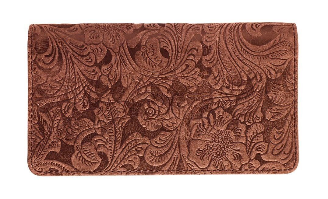 Maverick Friona Dames Portemonnee RFID Cognac