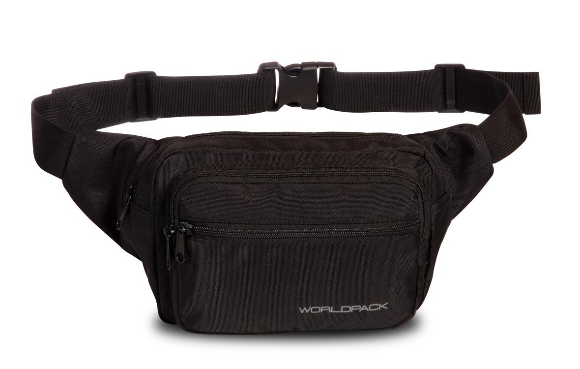 Worldpack Heuptas 10417 Zwart