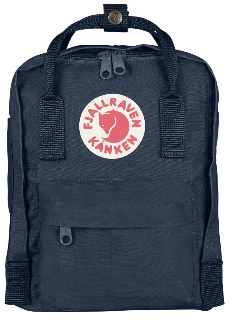Fjallraven ​​Kanken Mini Backpack F23561 Navy