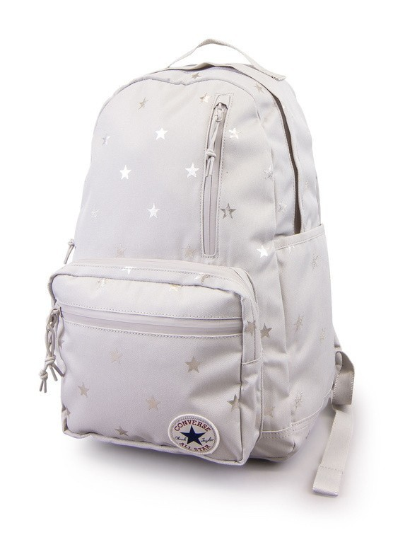 Converse GO Backpack Pale Grey/Foil
