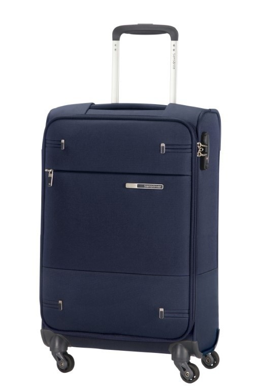 Samsonite Base Boost Spinner 55/20 Length 35cm Navy Blue