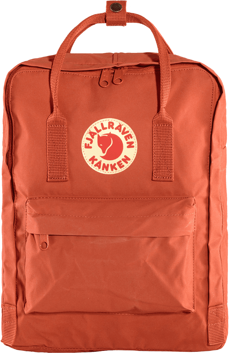 Fjallraven ​​Kanken Backpack F23510 Rowan Red