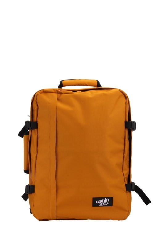 Cabin Zero Classic 44L Cabin Backpack Orange Chill