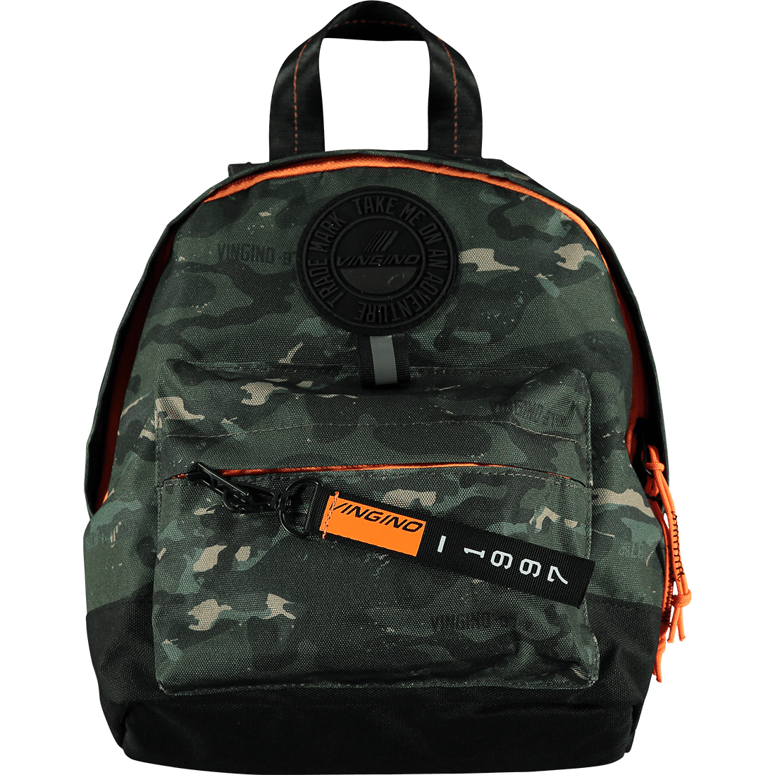 Vingino Backpack Vugo M Army Green