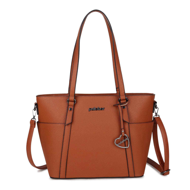 Pulcher Bags New York P-330 Cognac
