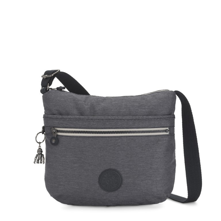 Kipling Arto Crossbody Charcoal