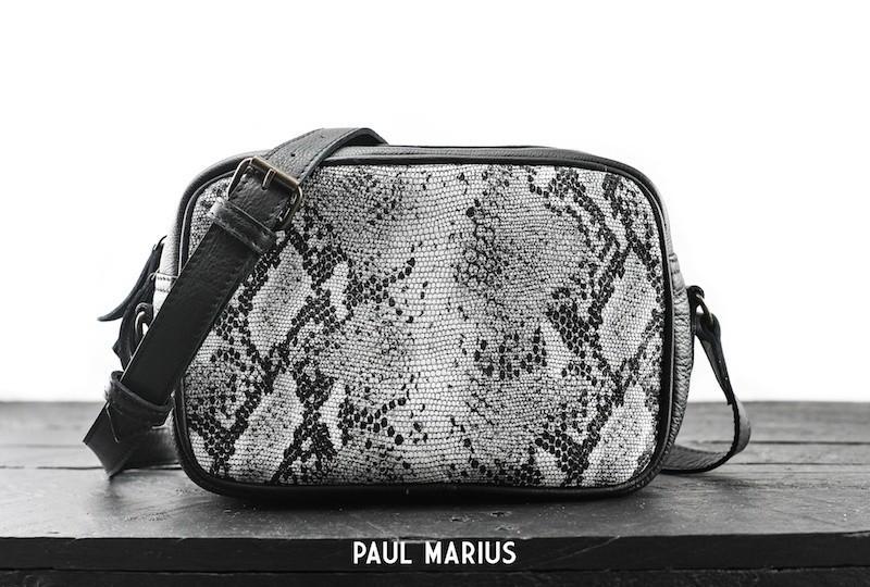 Paul Marius L'Impertinent Phyton Black/White
