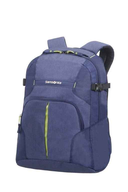 Samsonite Rewind Laptop Backpack M Dark Blue