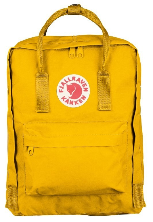 Fjallraven ​​Kanken Backpack F23510 Warm Yellow