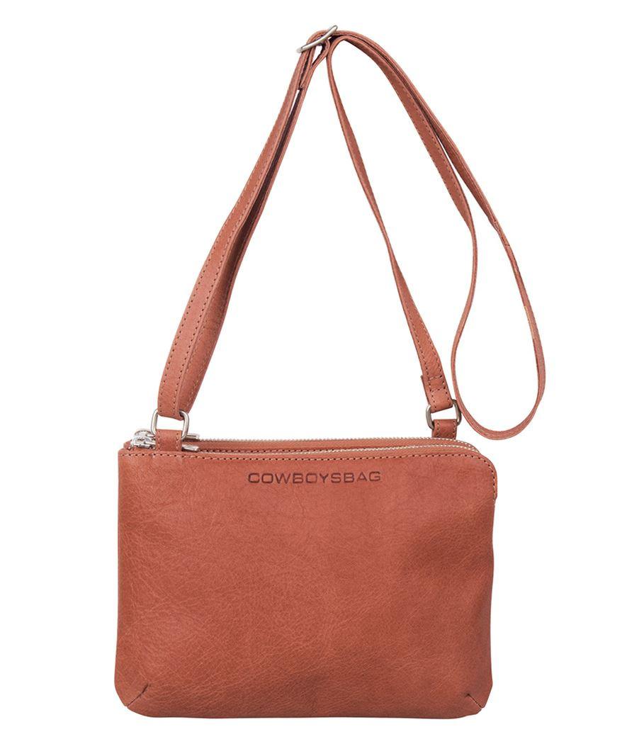 Cowboysbag Bag Adabelle 2108 Cognac