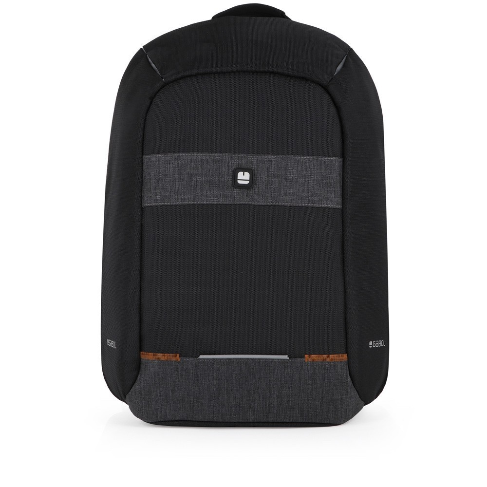 Gabol Norman Backpack Anti Theft 311297 Black