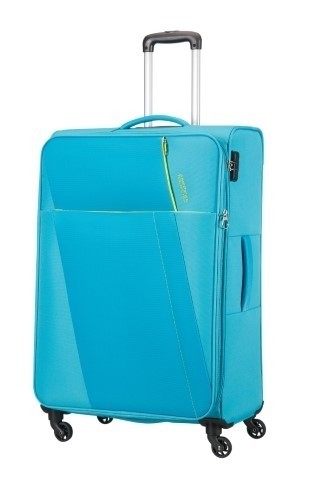 American tourister JOYRIDE SPINNER 79/29 EXP HAWAII BLUE