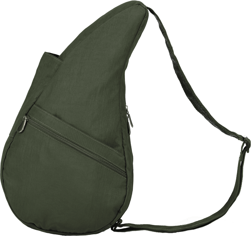 Healthy Back Bag 6303 Textured Nylon Deep Forest S