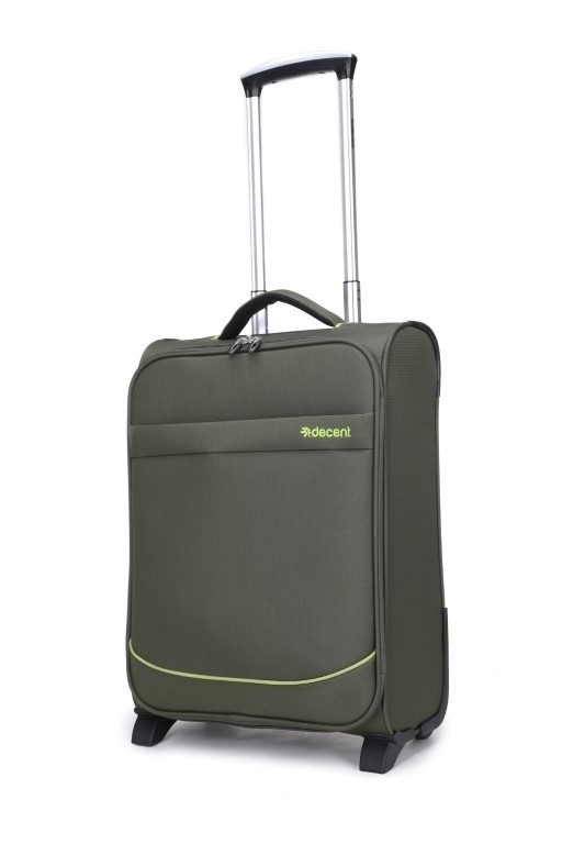 RK-8200A SUPER-LIGHT handbagage 50 cm kleur Olijfgroen