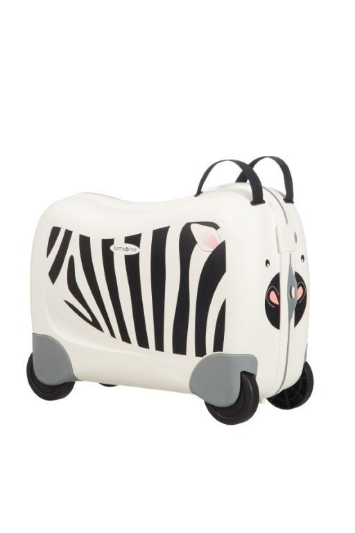 Samsonite Dream Rider Spinner Zebra Zeno