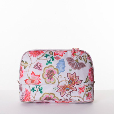 Oilily L Cosmetic Bag Oatmeal