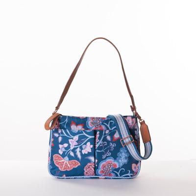Oilily M Flat Shoulder Bag Ensign Blue