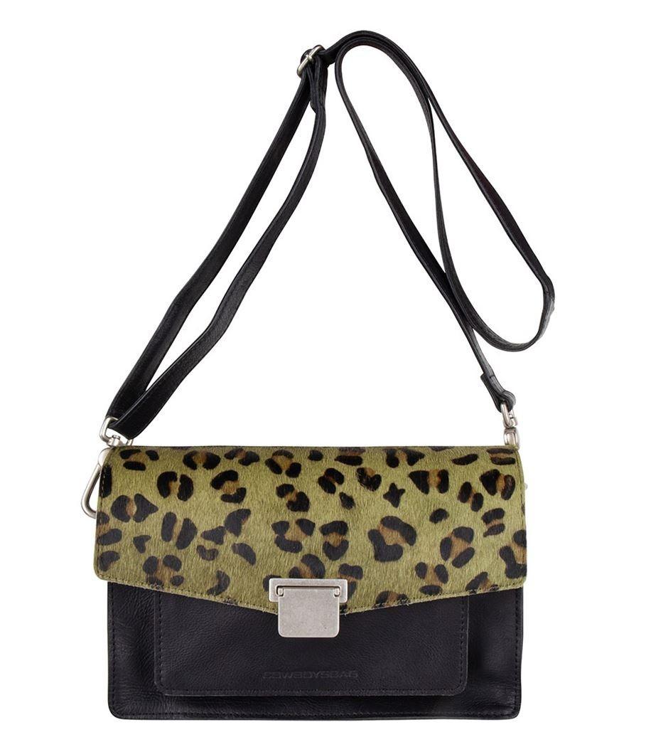Cowboysbag x Bobbie Bodt, 2221 Bag Daan Leopard