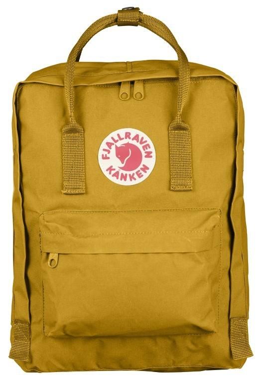 Fjallraven Kanken Backpack F23510 Ochre