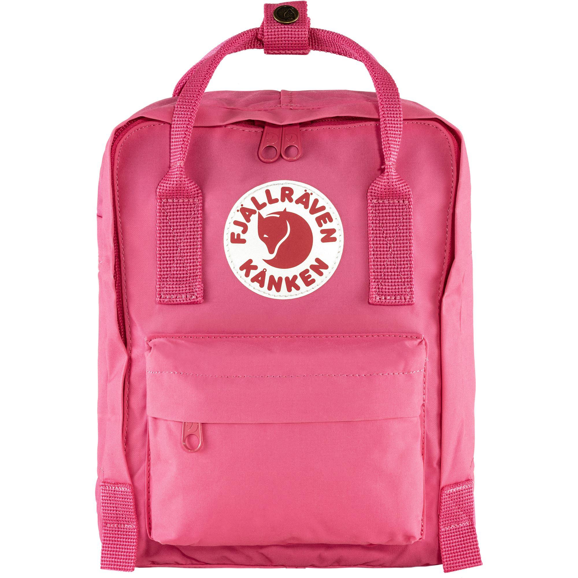 Fjallraven Kanken Mini Backpack F23561 Flamingo Pink