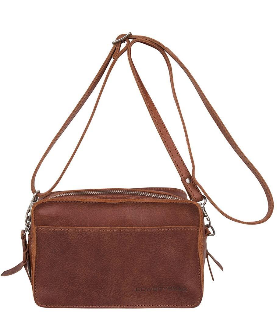Cowboysbag Bag Folkestone 1416 Cognac