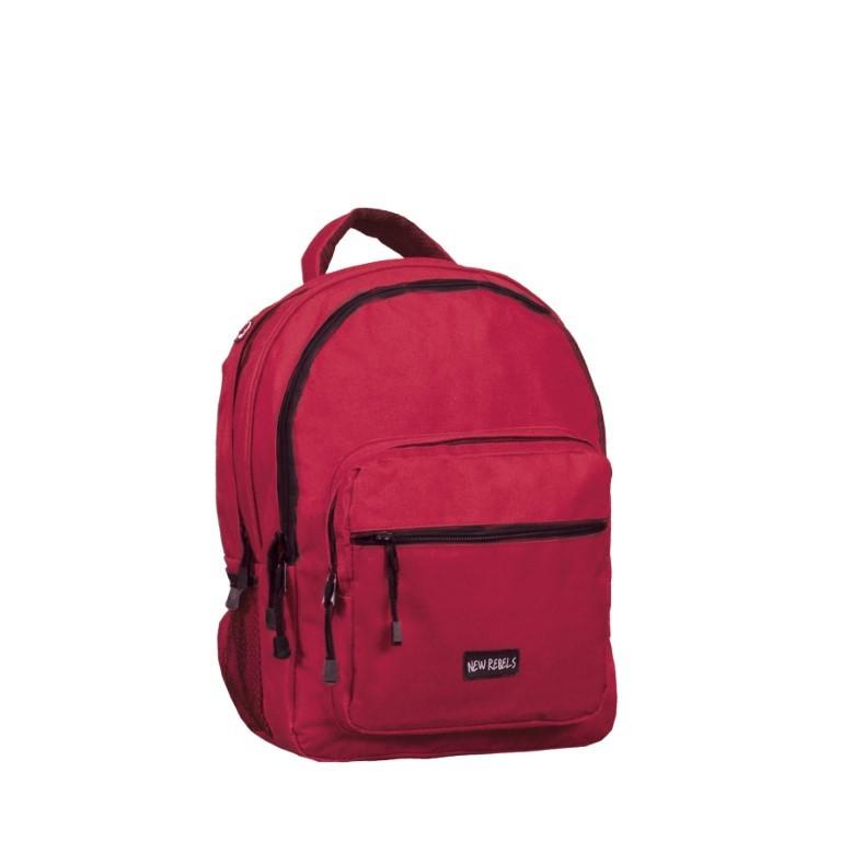 New Rebels School Backpack