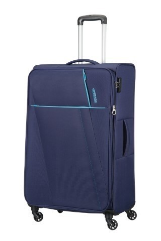 American Tourister Joyride Spinner 79/29 Exp. Nordic Blue