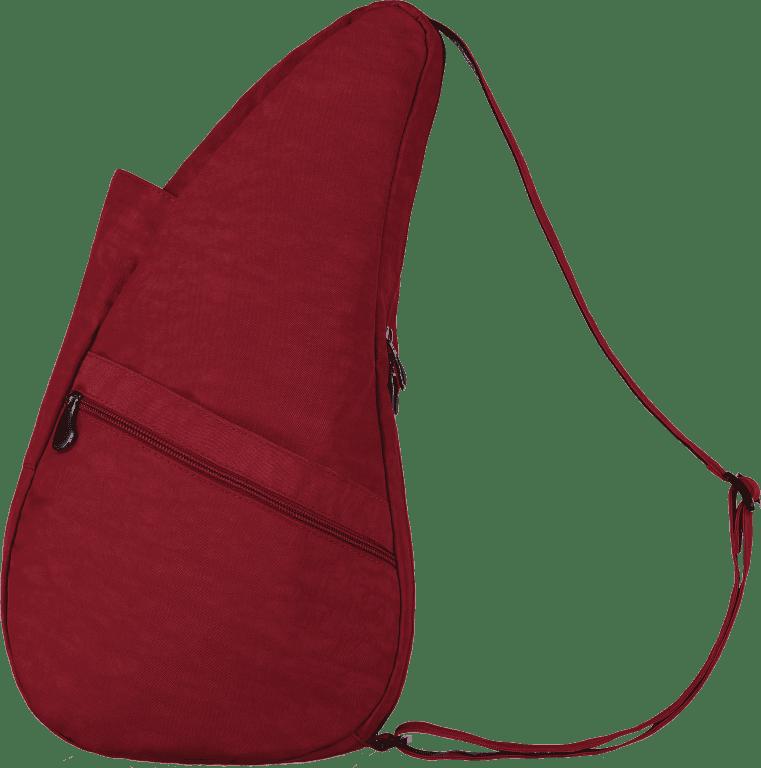Healthy Back Bag 6303 Textured Nylon Crimson S