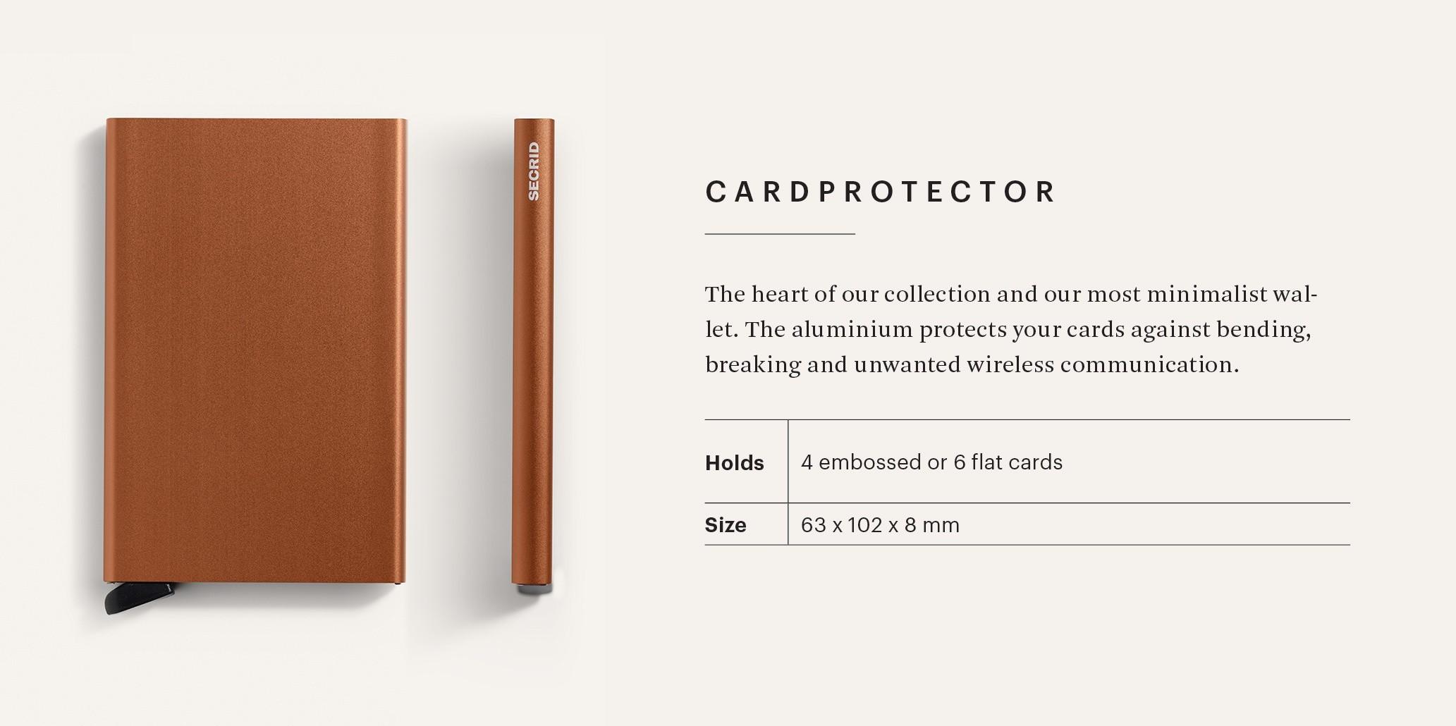 c4e53ef3624 Secrid Cardprotector Titanium | Boerema Lederwaren