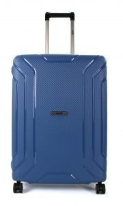 Line Travel Hoxton Spinner 64 cm Navy/Grey