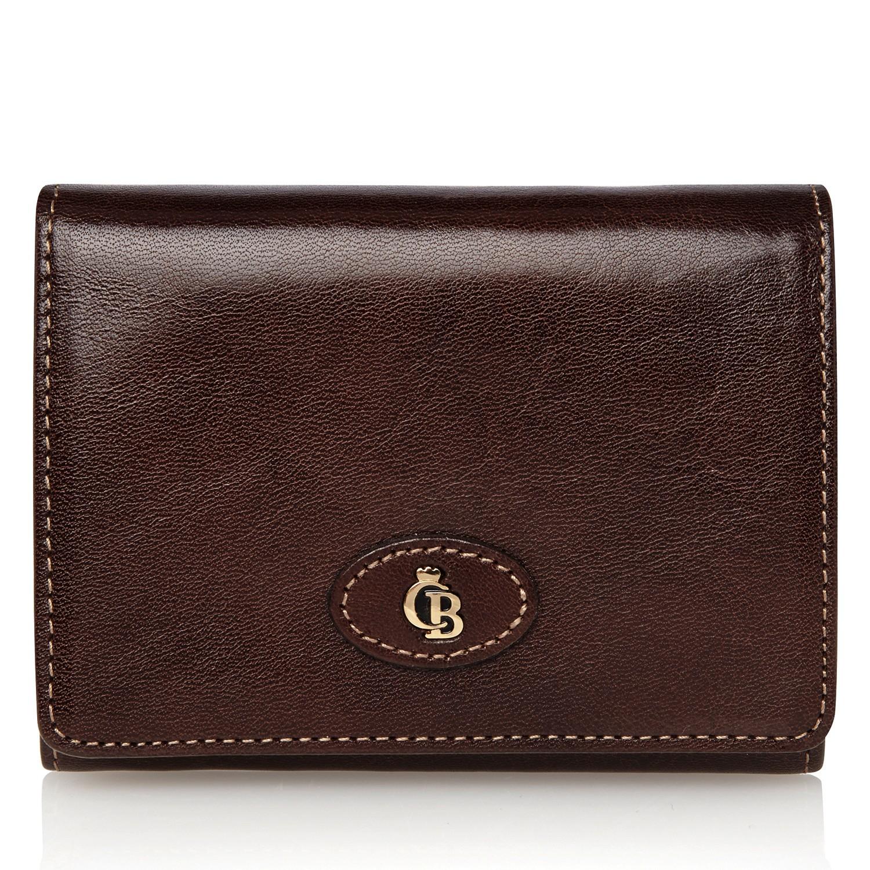 Castelijn & Beerens, 42 5280 Handzame portemonnee Mocca