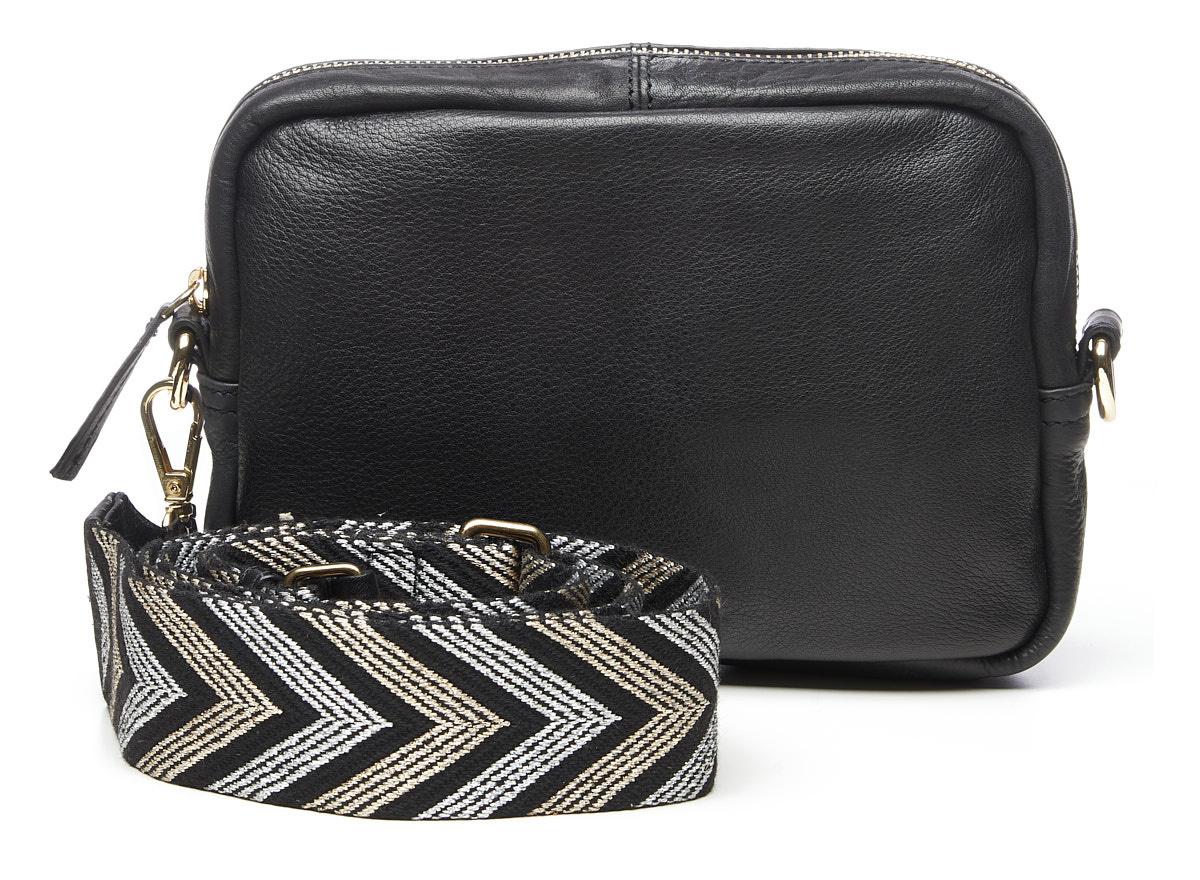 Chabo Bags Crossbody Iggy Gold 90000 V Strap Gold
