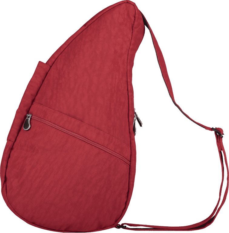 Healthy Back Bag 6304 Textured Nylon Crimson M