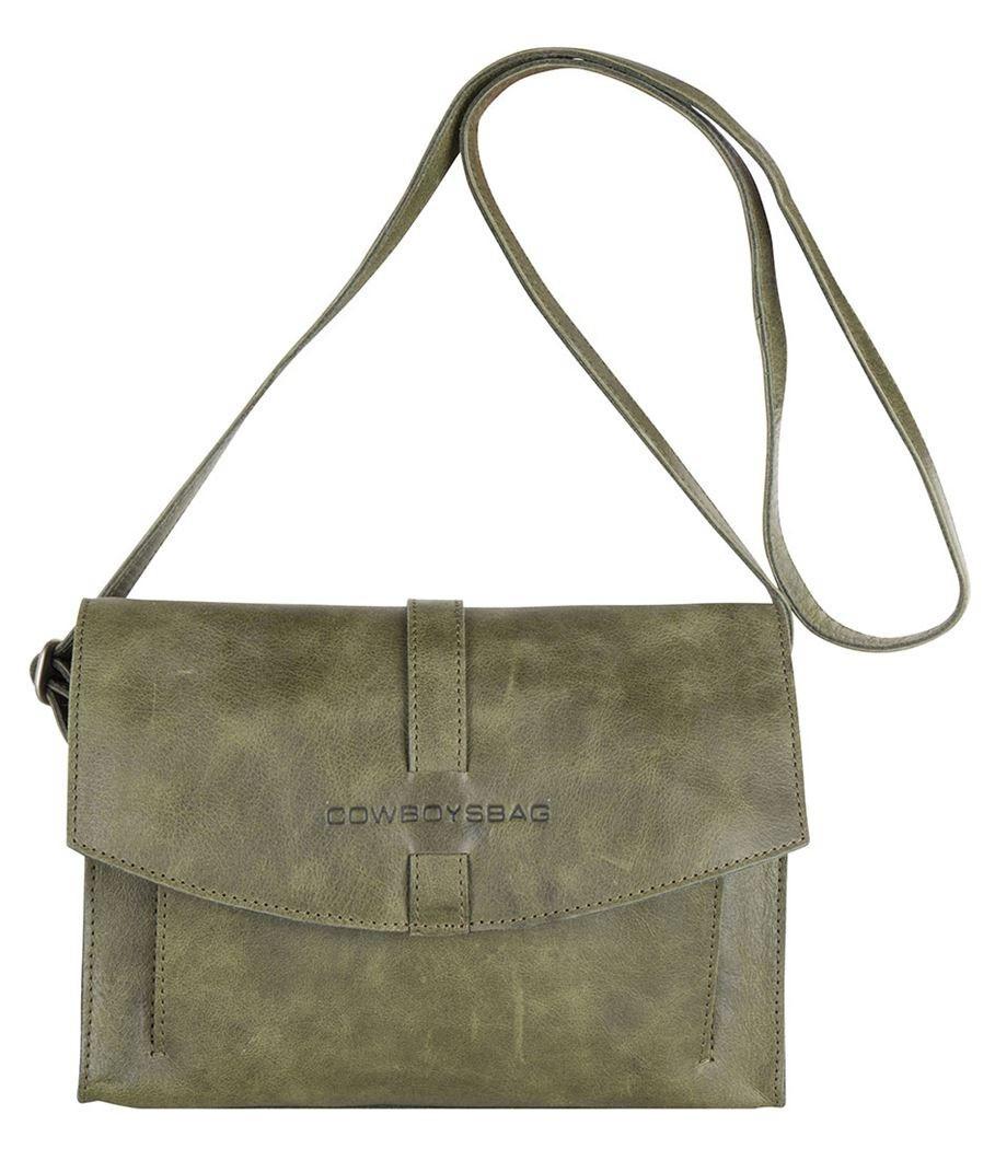 Cowboysbag Strap Bag Cecil 2209 Forest Green
