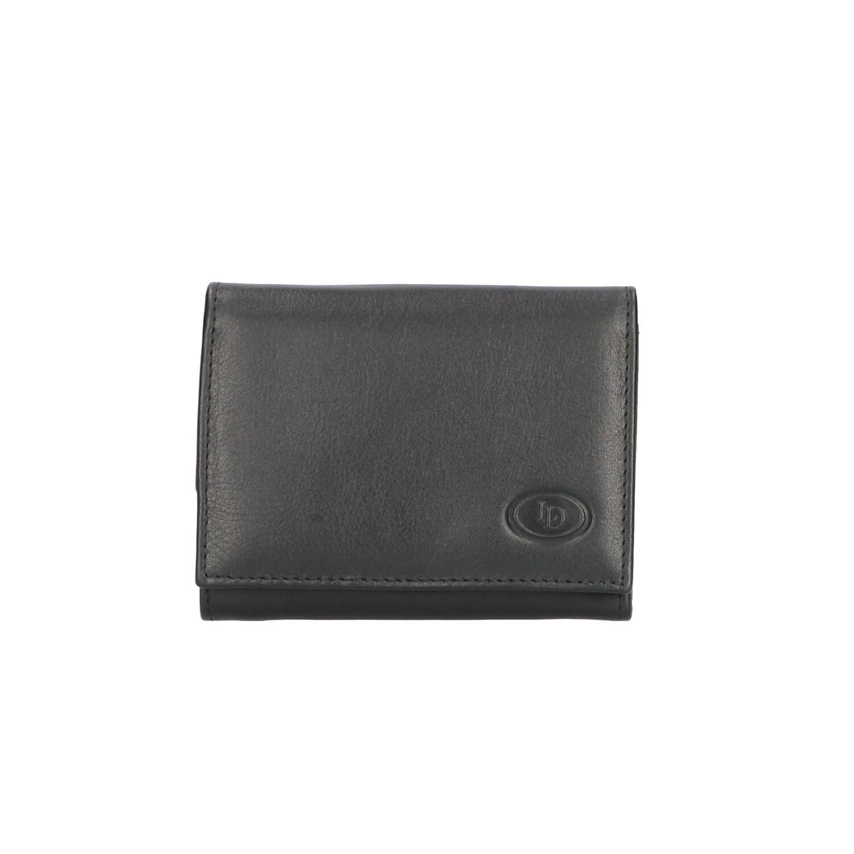 Leather Design Opa Beurs KA 2436 Zwart