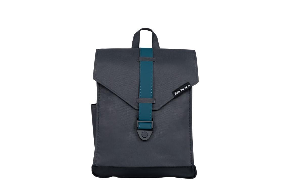 Bold Banana Laptop Backpack Grey Gummy