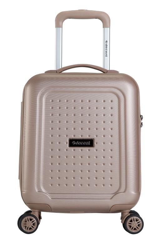 Decent Maxi-Air Spinner Handbagage Trolley 42 cm RK-7229A Zalm