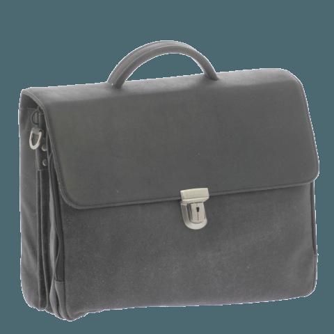 Plevier Laptoptas 'Oxford' 15.6 inch 33 Zwart