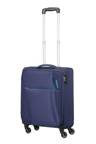 American tourister JOYRIDE SPINNER 55/20 NORDIC BLUE