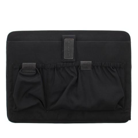 00ad28f791d Plevier Business laptop damestas 14 inch 703 Zwart   Boerema Lederwaren