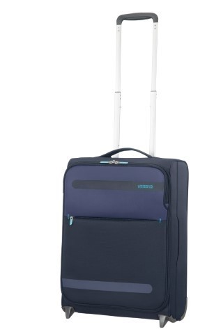 American Tourister Herolite Super Light Upr.55/20 Midnight Blue